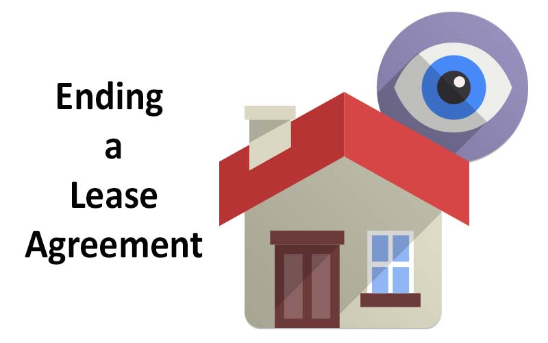 How to end your Lease Agreement