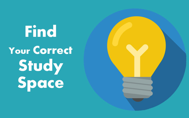 Finding your correct Study Space