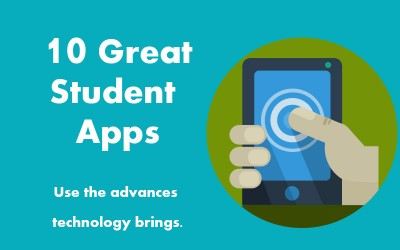 10 Great Student Apps