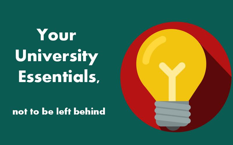 Your University Essentials Checklist
