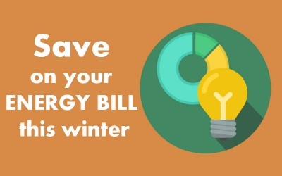 Save on your energy bill this winter