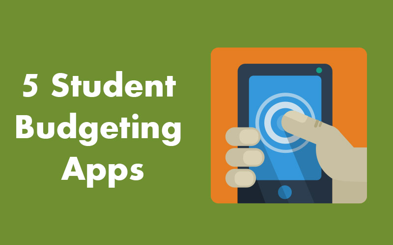 5 Student Budgeting Apps