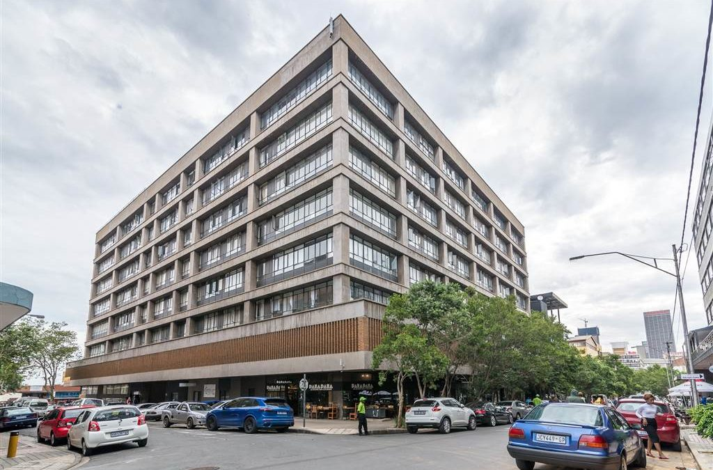 Bachelor apartment in Johannesburg Central