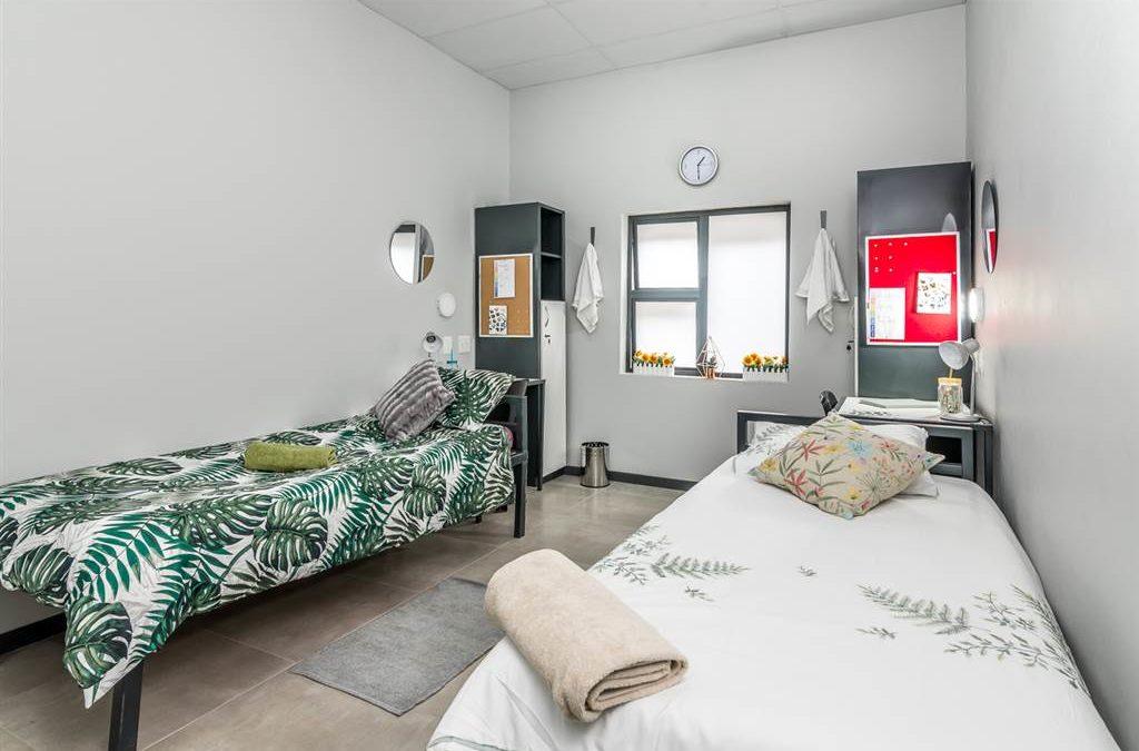 Studio Apartment in Doornfontein
